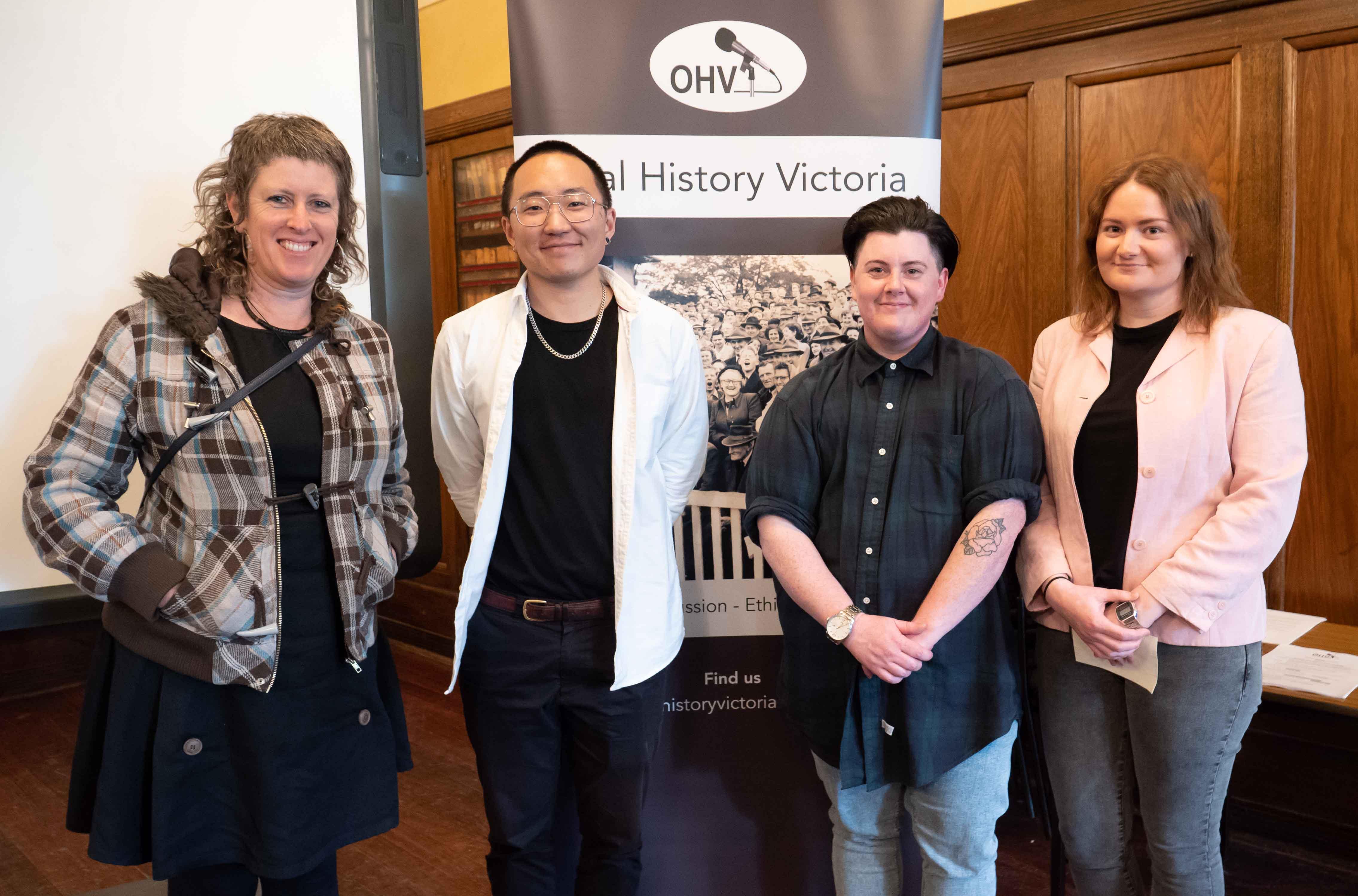 2018 OHV award finalists