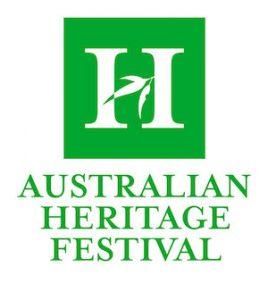 Australian Heritage Festival logo
